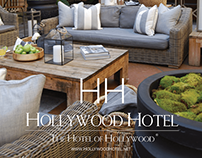Hollywood Hotel Look Book