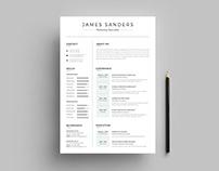 Resume/CV Templates