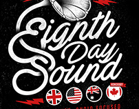 Eighth Day Sound T-shirt Illustration