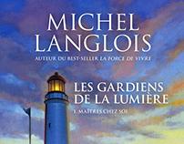 Couverture du roman historique de Michel Langlois