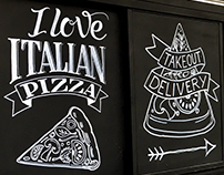 Lenny's Pizza - NY