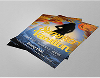Free Flyer Mockup Psd File Download.