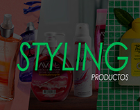 Styling de Productos