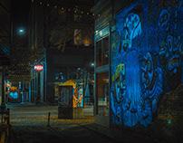 Memphis Noir: A Cinematic City