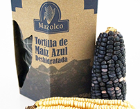 Mazolco packaging