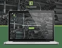 Website - Lojas Emofer