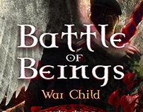 Battle of Beings - War Child - YA Fantasy Book Cover