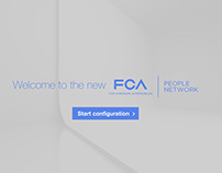 """FCA Intranet"" for FCA Group"