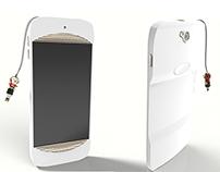 Decryphone (Mobile Phone Design)