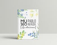 Libro Museo La Chascona, Pablo Neruda