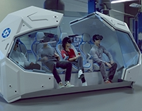 VR capsule design