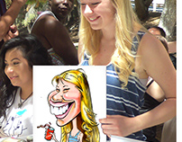 """""""CARTOONS 2ALL"""" CARICATURES FOR ANY EVENT"""