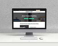 Smart Home NX | UI Design