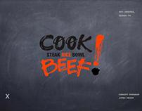[ 2016_Cook Beef. TW. Taipei-Changsaiao. ]