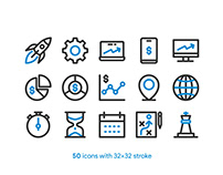 General Business Icon Set