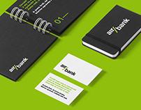Air Bank – brand identity