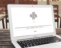 Mimiyuyu Berlin - Custom Wordpress Theme