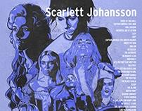 Faces: Scarlett Johansson