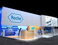 exhibition stand ROCHE