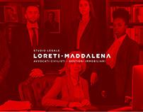 Loreti Maddalena | BRAND DESIGN
