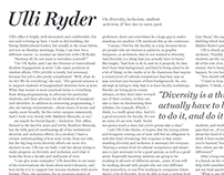 An Interview with Ulli Ryder