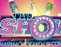 RB the show stand up comedy