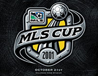 MLS Cup 2001 Identity