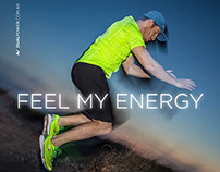 #FeelMyEnergy