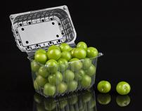 Şeffaf Ürün ve Meyve Çekimi