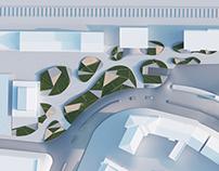 Przestrzeń miejska/Urban space revitalization