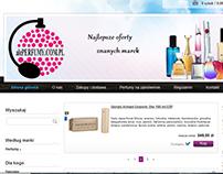 Aleperfumy - online perfumery