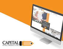 Capital Office Products Website