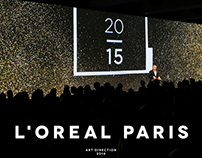 L'Oréal Paris Worldwide Conference