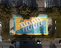 The Hood   Basketball Court