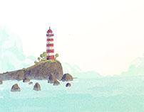 El marinero (álbum ilustrado inconcluso)