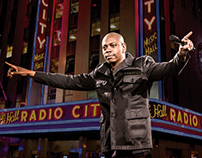Dave Chappelle: Radio City Music Hall