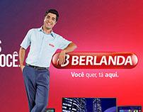 Berlanda - Novo Posicionamento