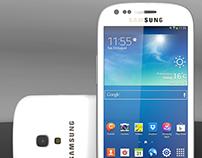 CGI - Samsung Galaxy 3 mini