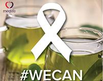 Medlife - #WECAN Social Media Campaign
