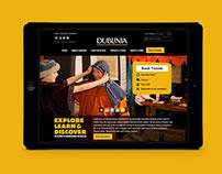 Dublinia website