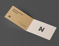 Bi-Fold Card Mock-Up 2