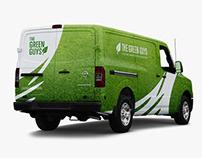 The Green Guys Branding + Web Design