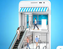 Sky Telecom Launch Campaign