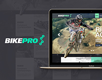 BIKEPRO Website