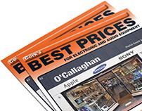 O'Callaghan TV Catalogue