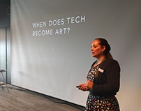 Talk: Art & Tech at CATCH