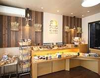 Brighton Bakery_interior design