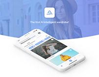 Style-At-Iz App - AI Intelligent Wardrobe
