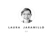 CV Laura Jaramillo / 2018