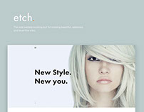 Etch - Clean Multi-Purpose WordPress Theme